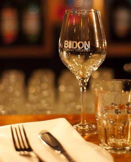 Le Bidon - Taverne culinaire