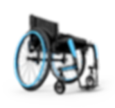 APEX fauteuil roulant rigide le pus léger au monde.