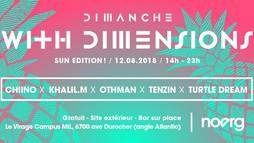 Dimanche With Dimensions - Sun edition