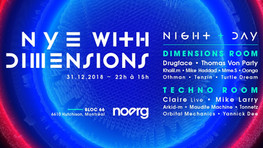 NYE With Dimensions - Night + Day
