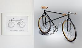Le vélo mental