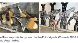 Surfaces, l'expo d'art urbain donne carte blanche à 16 artistes montréalais