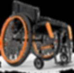 Fauteuil roulant APEX Motion Composite