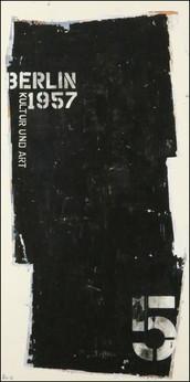 BERLIN 1957 - Art und Kultur