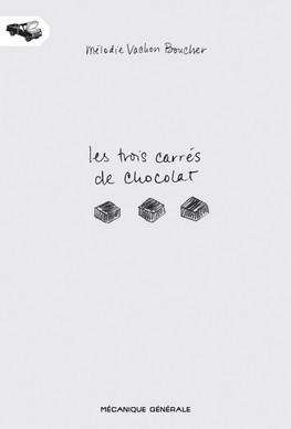 Les trois carrés de chocolat