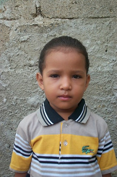 Melany - Age 4