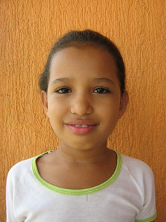 Melany - Age 9