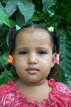 Melany - Age 3