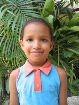 Melany - Age 6