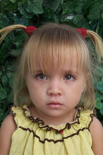 Karen - Age 3