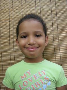 Melany - Age 8