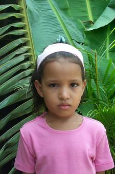 Melany - Age 5