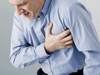 Dor no peito pode ser um sinal de alerta