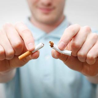Dicas para para de fumar