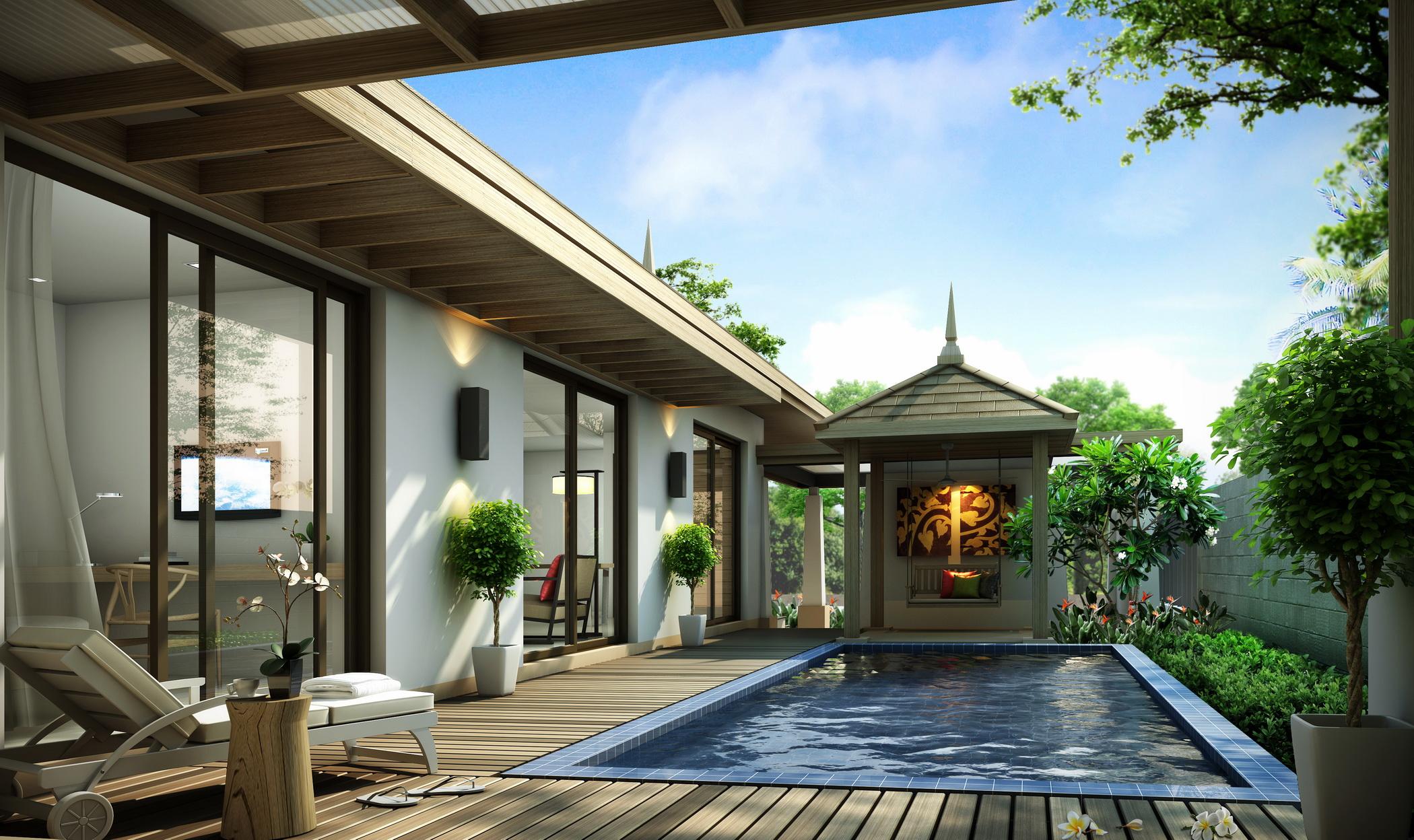Beach&Garden Villa