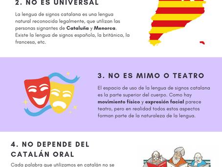 ¿Qué es la lengua de signos catalana?