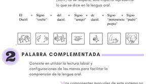 Diferencias entre la lengua oral y de signos