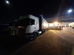 Rodotrem Truck 48 Tons Capacity