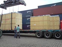 Machinery Part Import