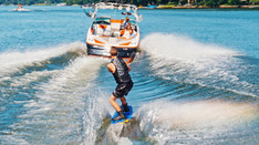 Wakeboarding 02   Drone