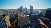 Stay At Home | Pittsburgh Aerial Video