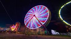 Ferris Wheel   Time Lapse