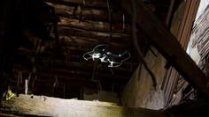 Inside Drone Inspection
