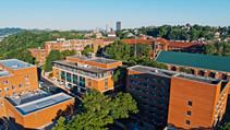 Carlow University Drone Tour