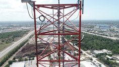 Cell Tower Top Anchor