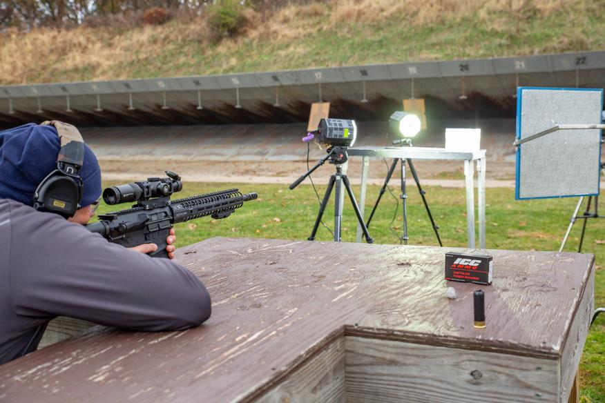 ICC ammo | Ballistic Gel
