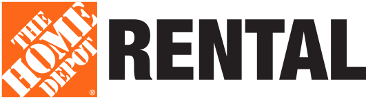 Home Depot Rental Logo