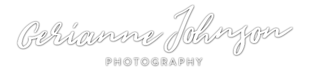 Gerianne Johnson Photography Logo