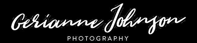 Gerianne Johnson Photography Logo