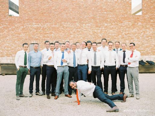 Hoe betrek je je man bij het plannen van jullie trouwfeest?