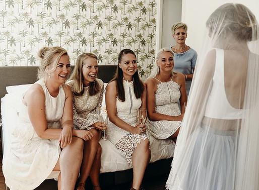 Jurken voor je bridal squad