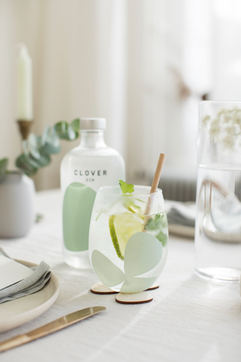 clover gin the bride side