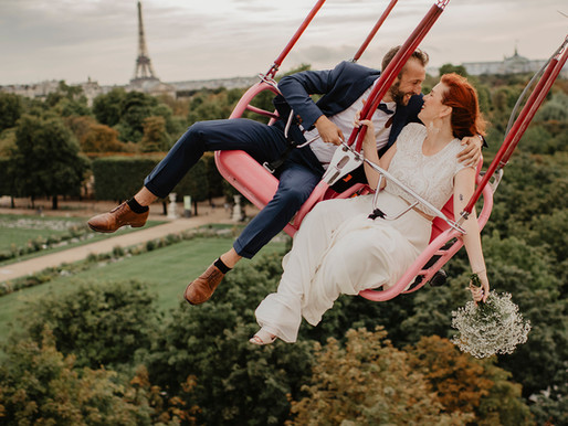 Paris, je t'aime!