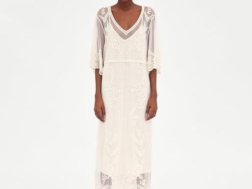 Witte jurkjes voor je wettelijk huwelijk