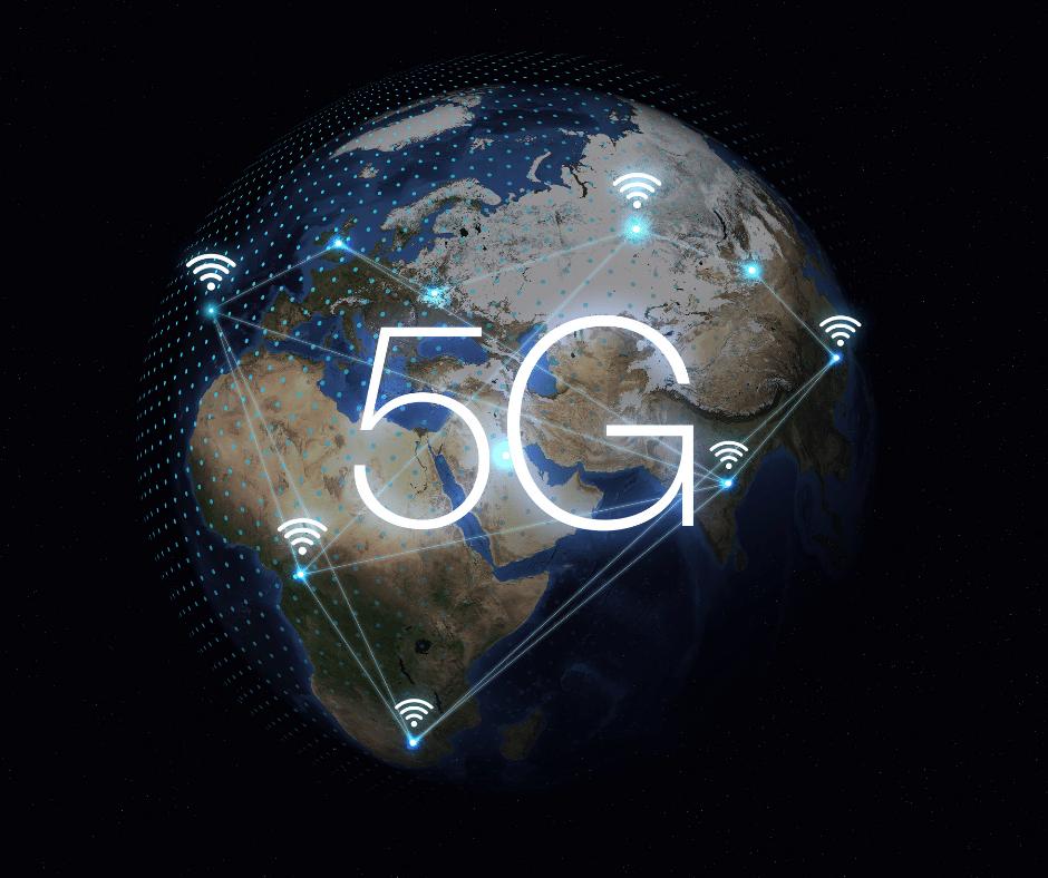 5G around the globe