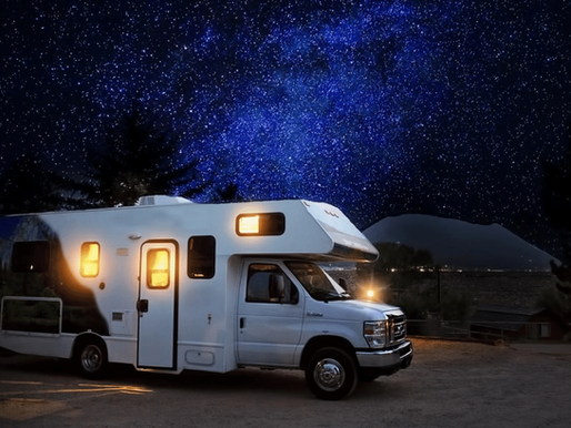 How To Turn A Canadian RV Trip Into A Glamping Adventure (Hint: Cell Phone Signal Booster)