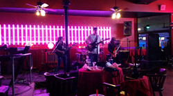 X Bar in Sunnyvale, CA Jan 2015
