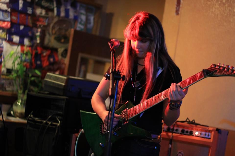 Juliana at the Brit