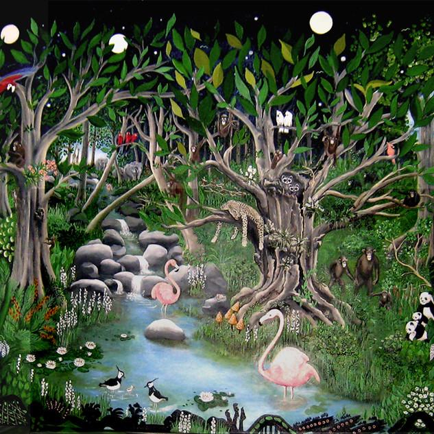 Det ældste træ i skoven - privateje