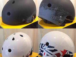 Kodomo to Chari 開催日・ヘルメット入荷のお知らせ