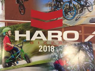 9/17開催ランバイクレース延期 HARO 最新モデル 営業についてなど