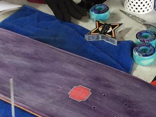 スケートボード組み上げ・営業に関してのお知らせ