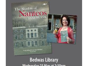 Bedwas: An Afternoon with Jane Blank