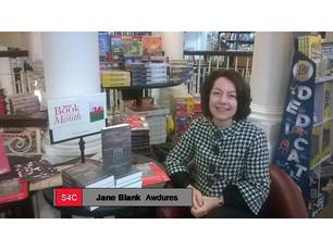 Jane on S4C, Thursday 2nd November