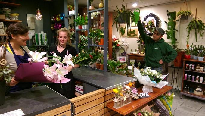 Naturélément boutique de fleur