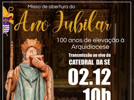 A Igreja Metropolitana de São Luís celebra o centenário de elevação à Arquidiocese